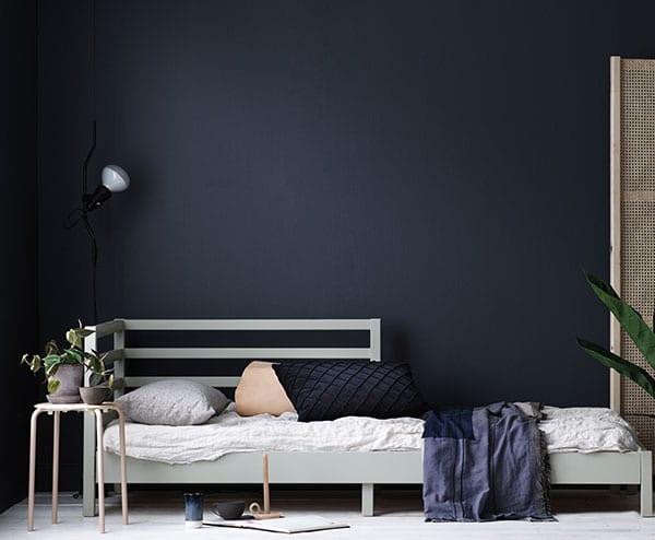 Interiør, farge og maling