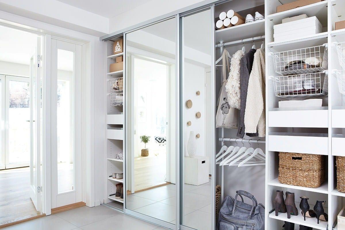 Strålende Garderobe og oppbevaring - Hønefoss | Proffsenteret HO-45